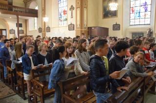 22/09/17: Jour de la Saint Maurice messe de rentrée