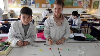 La chimie et les M&M's