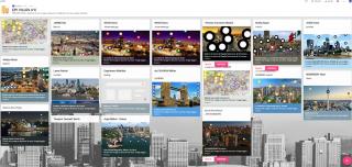 EPI « Les grandes métropoles mondiales »