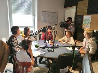 Timbre FM forme les apprentis reporters de St Maurice