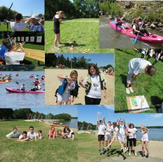 Challenge nature au Lac au Duc à Ploërmel