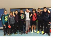 Compétition Tennis de table