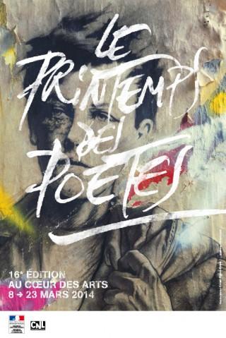 La poésie au cœur des Arts