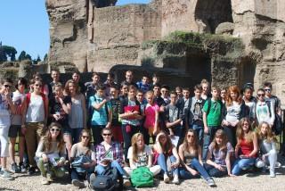 Le collège St Maurice à Rome!