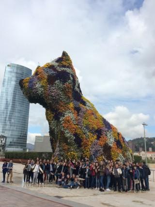 Nos élèves en Espagne:nouvelles photos!