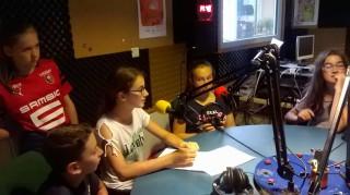 Le Club presse à la découverte du Média Radio