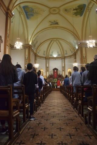 22 Septembre 2020: Messe de la Saint Maurice