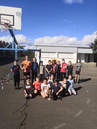 Journée du Sport Scolaire / Lancement de l'AS au collège Saint Maurice