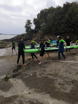 Sortie Paddle