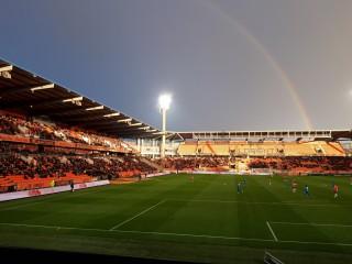 Une victoire pour une première au Fc Lorient !
